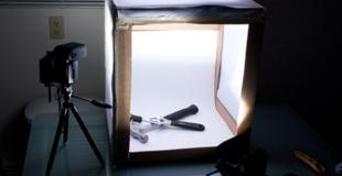 Photo : comment créer sa boîte à lumière ?