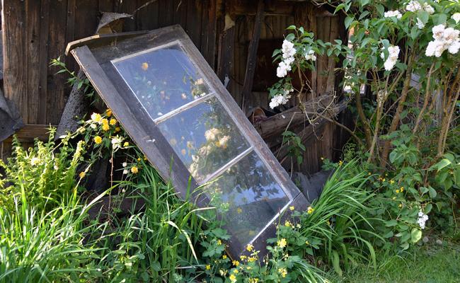 5 id es de r cup 39 pour d corer son jardin. Black Bedroom Furniture Sets. Home Design Ideas